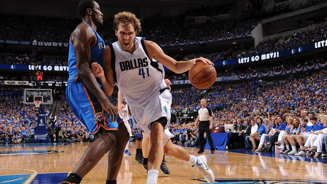 6 48 vs. Oklahoma City in 2011 Playoffs Copy