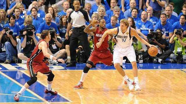 8 Overcomes Flu to defeat Heat in Game 4 of 2011 Finals Copy