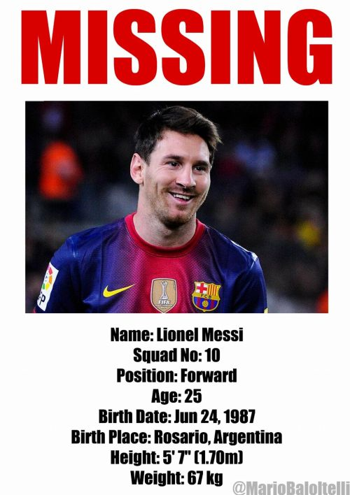 messiwanted