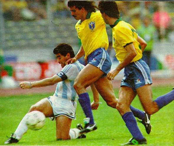 brazil-Argentina-1990