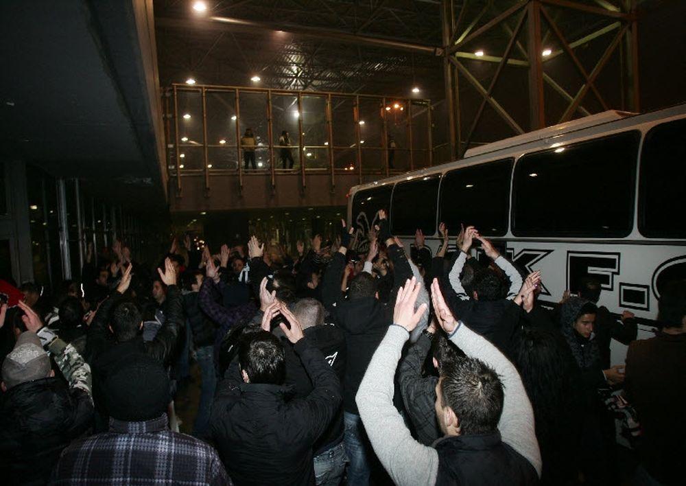Αποθέωση και στη Θεσσαλονίκη