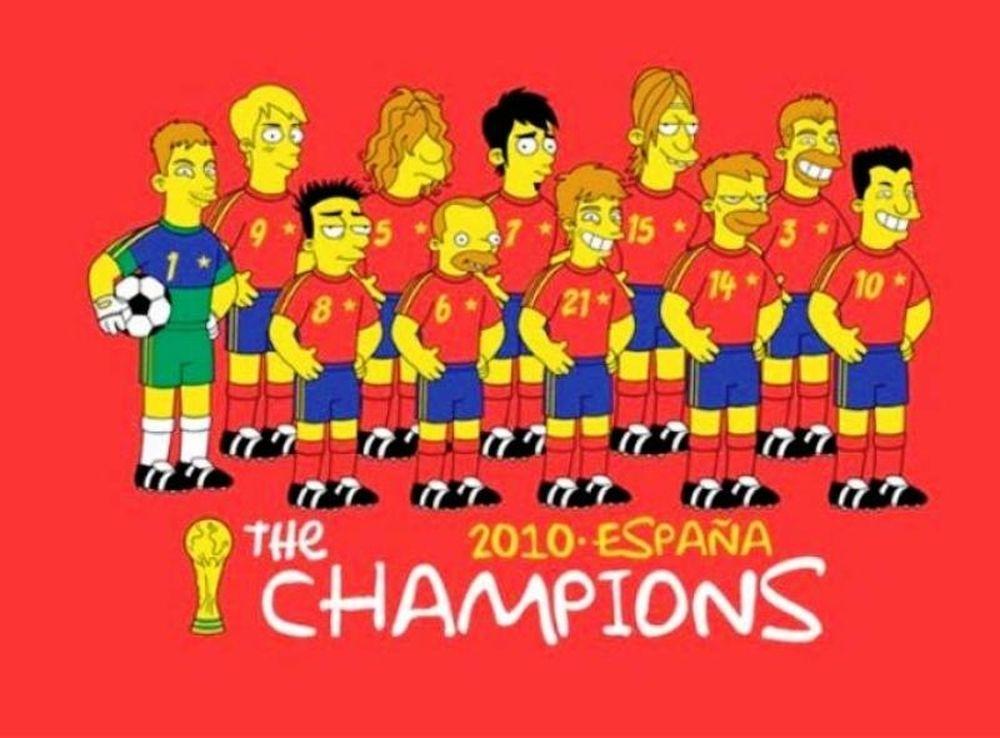Καρτούν η Εθνική Ισπανίας