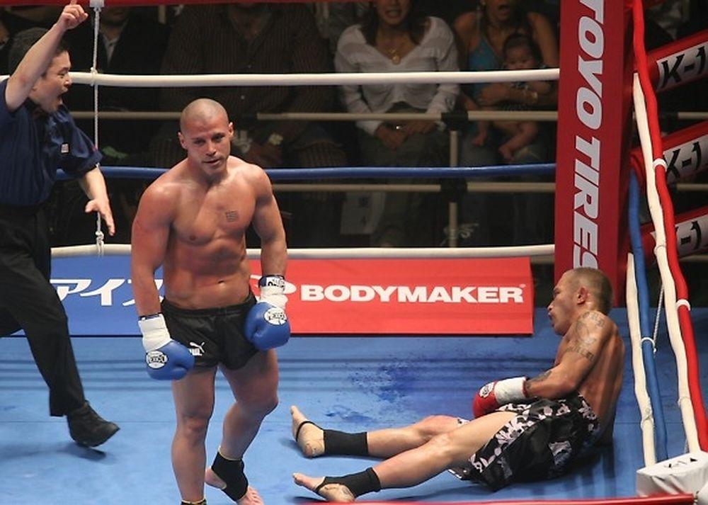 Iron Mike vs Ali Gunyar