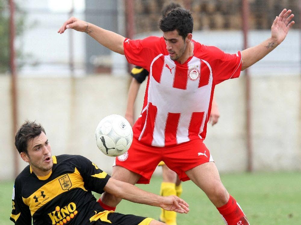 Αστέρας Τρίπολης- Ολυμπιακός 2-0(Κ20)