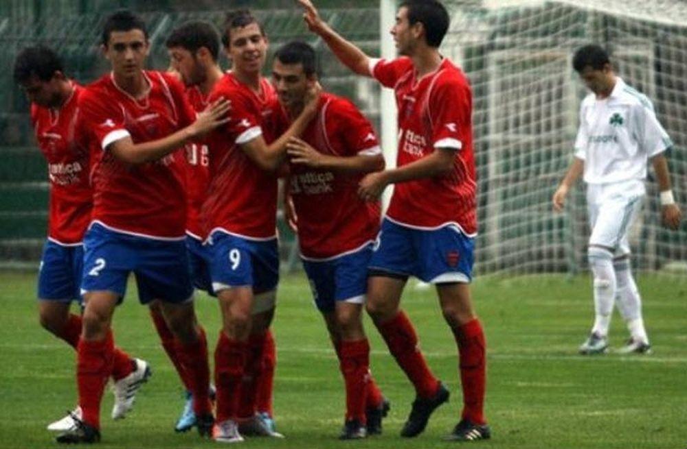 Πανιώνιος-Παναθηναϊκός 1-0 (Κ20)