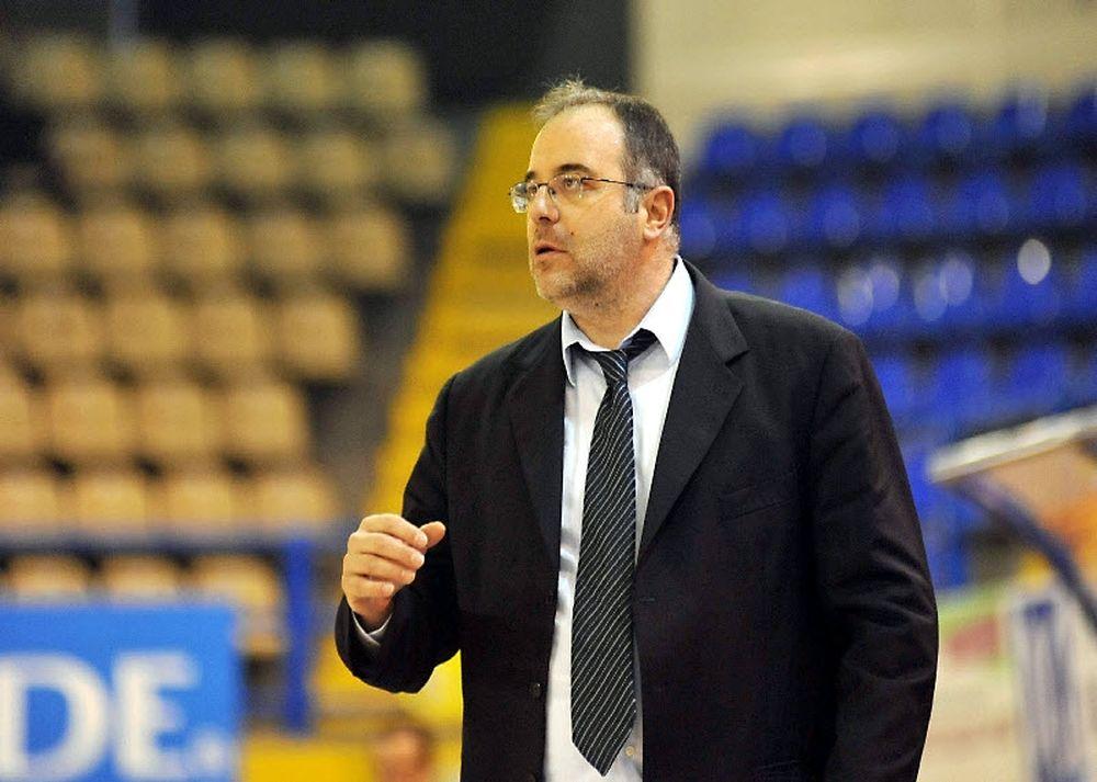 Σκουρτόπουλος: «Στόχος το 6x6»
