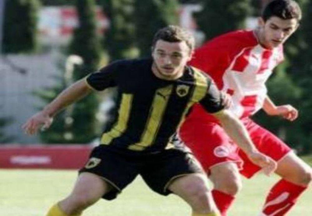 ΑΕΚ-Ολυμπιακός Βόλου 0-1 (Κ20)