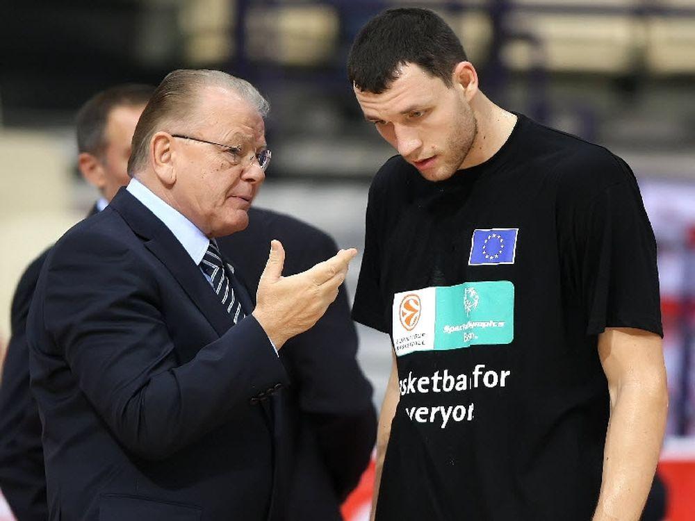 Ιβκοβιτς: «Μεγάλος παίκτης ο Λουκάς»