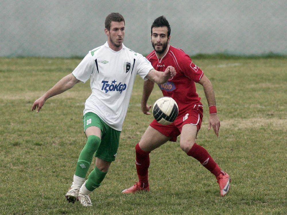 Η Κοζάνη 1-0 στη Νέα Ευκαρπία
