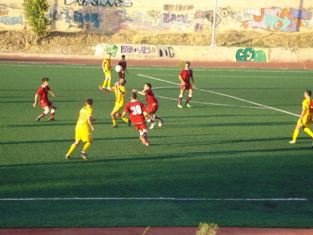 Αθηναϊκός-Αιγάλεω 0-0