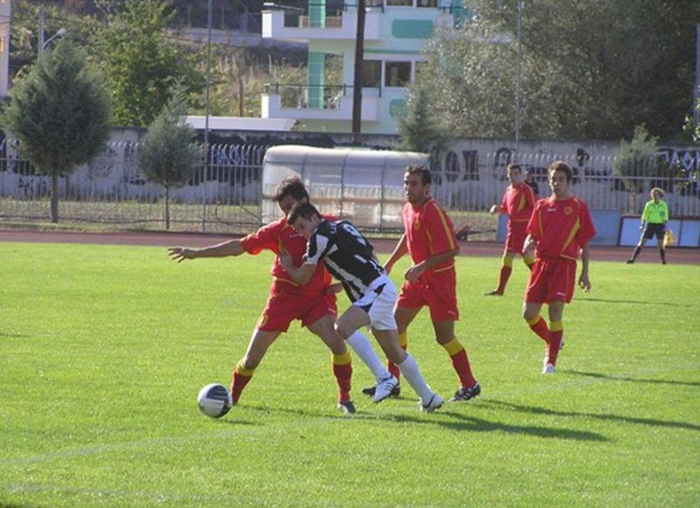 Καστοριά – Πεντάβρυσος    5-0