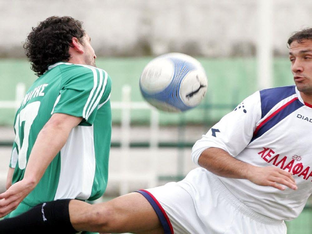 Ρούβας Γεργέρης – Πατούχας Βιαννού 1-0