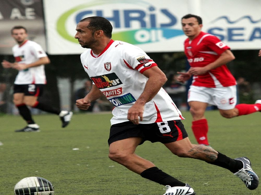 Λουτσιάνο: «Το ποδόσφαιρο είναι η ζωή μου»