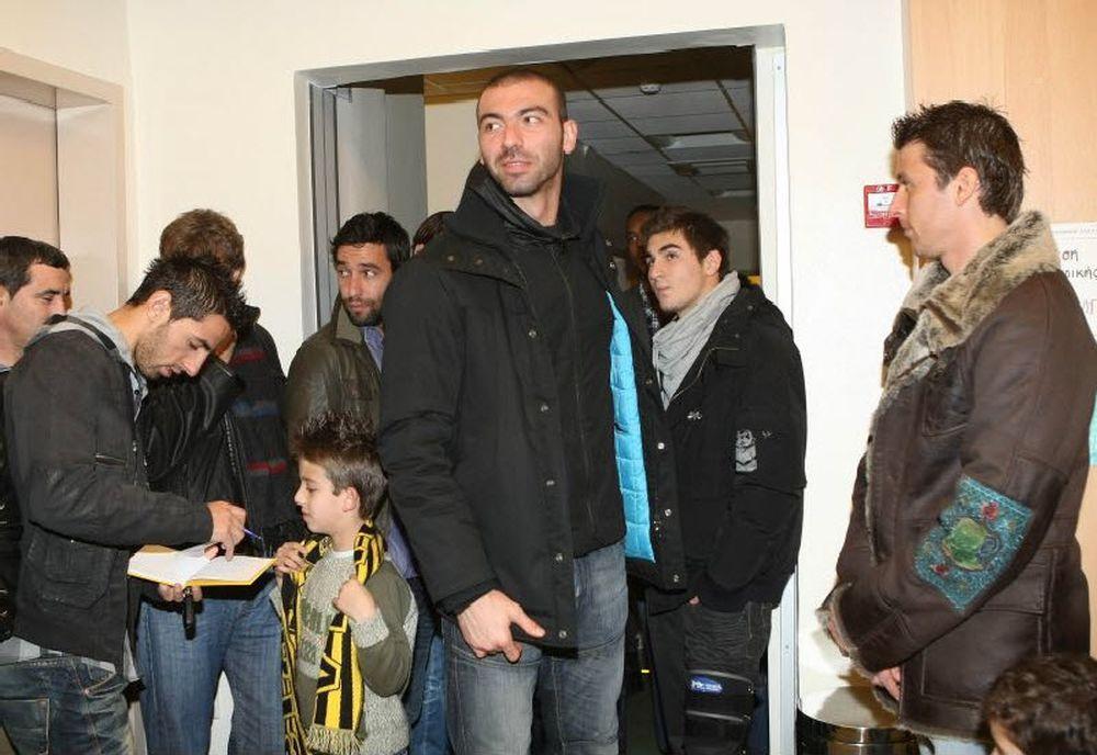 Νικολαΐδης: «Περήφανοι για την Λέσχη»