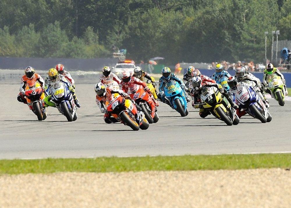 Οι αριθμοί των αναβατών στα MotoGP