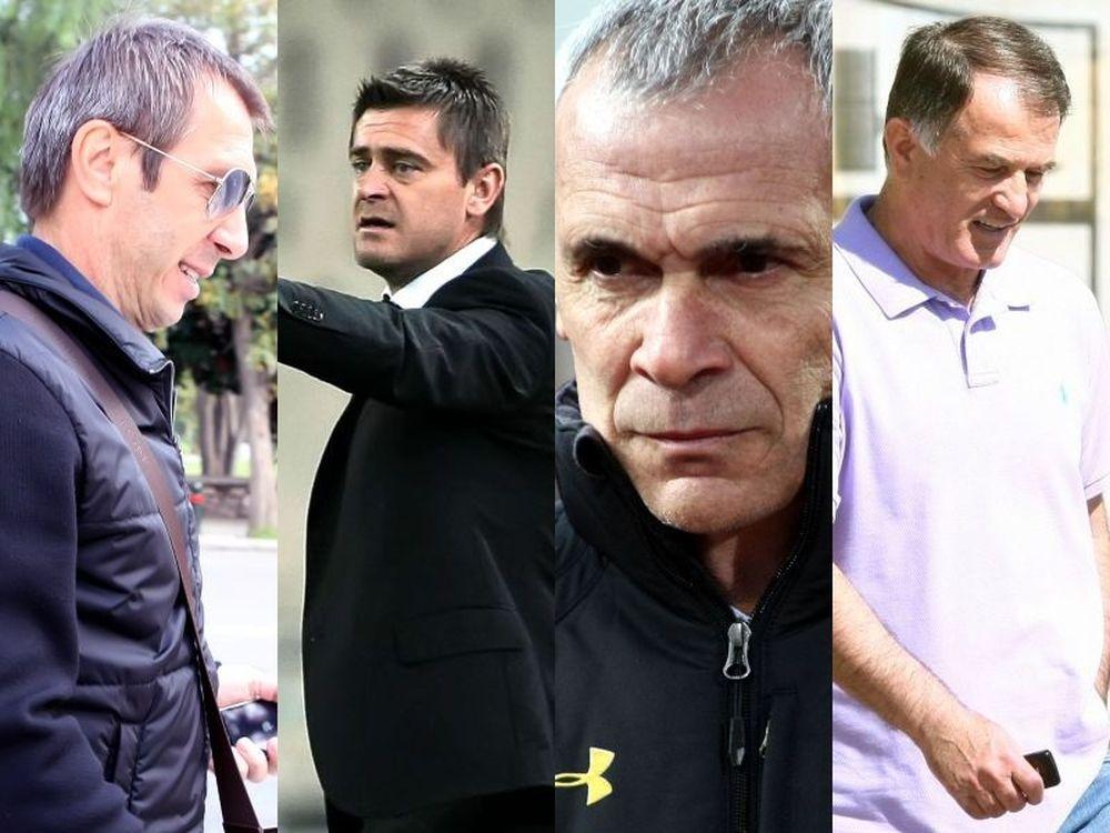 Οι τελευταίοι των… προπονητών