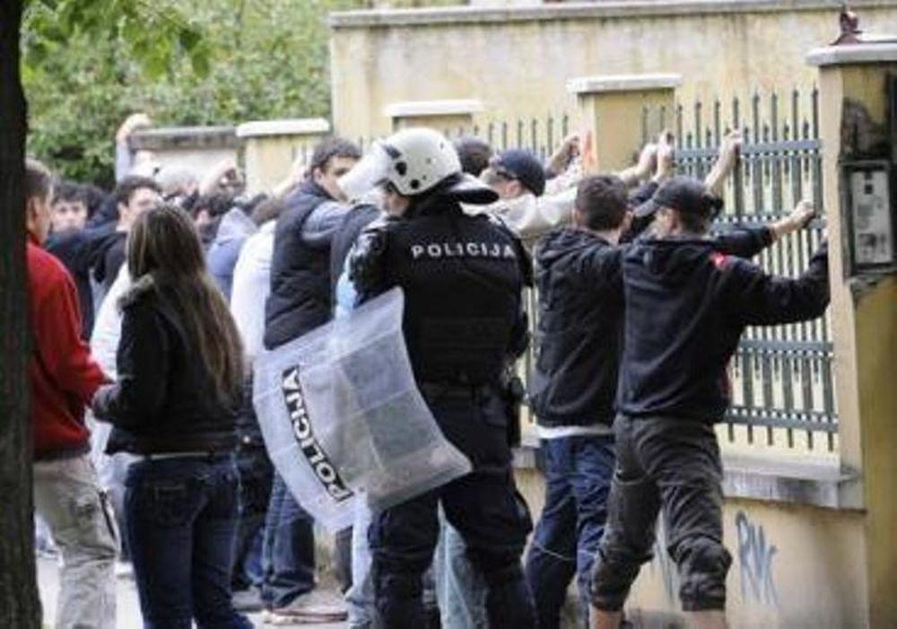 Καταδίκασαν τους δώδεκα της Παρτιζάν