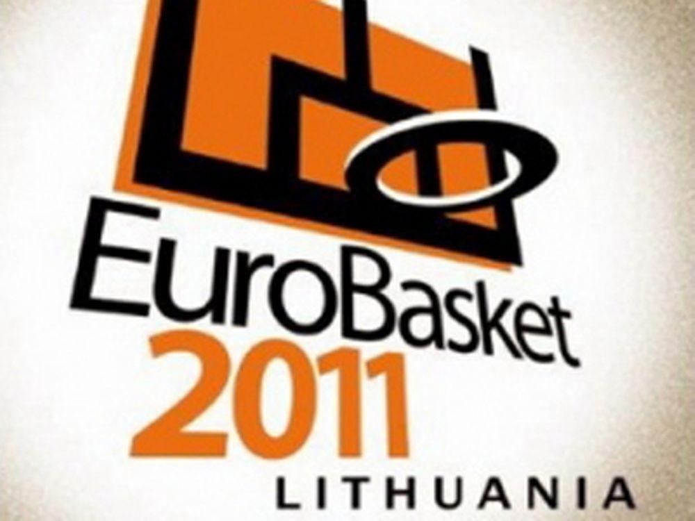 Τα τραγούδια του Ευρωμπάσκετ