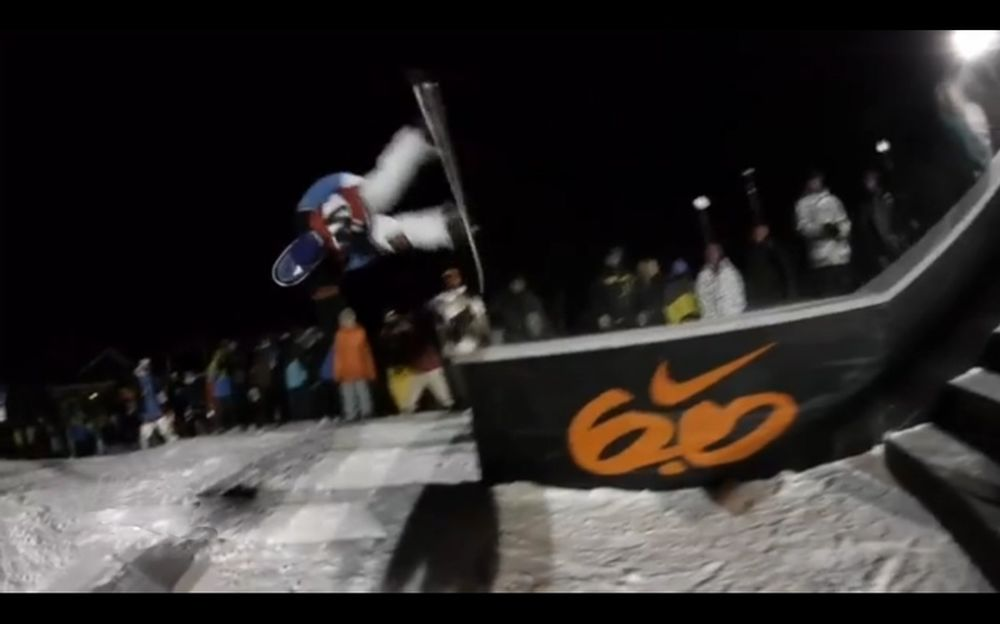 Nike 6.0 Stairset Battle Tour Stop7 Vallnord