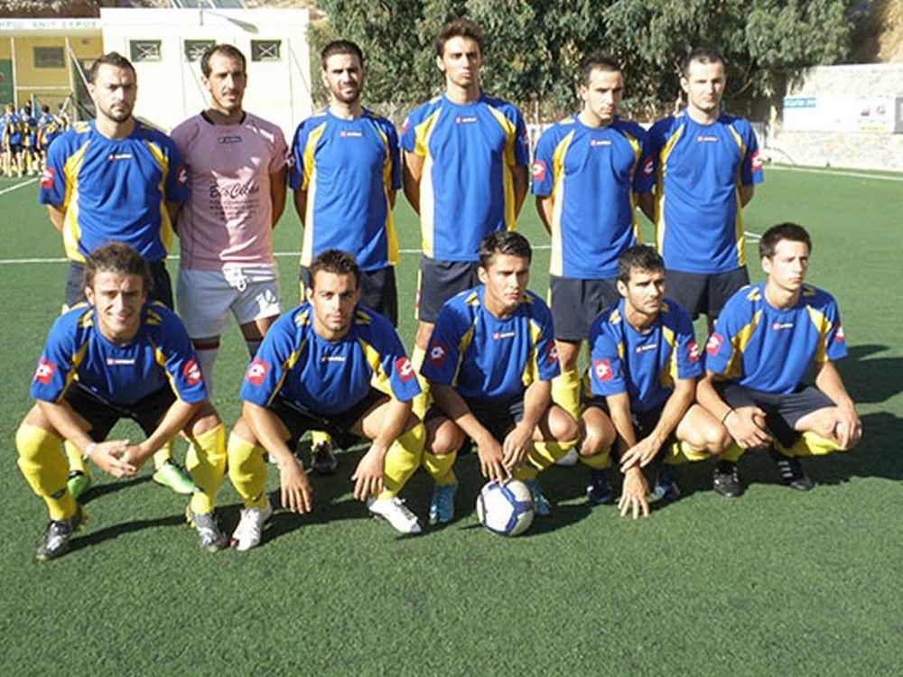 Ανω Σύρος – Ολυμπιακός Λαυρίου 0-0