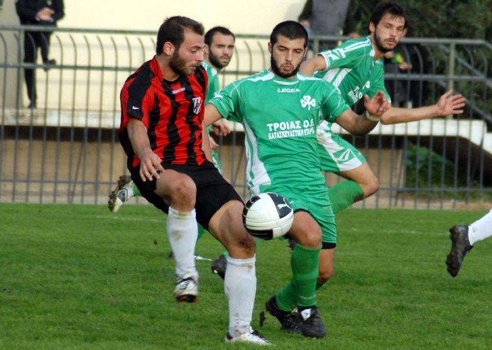 Πανσταυραϊκός - Αχαρναϊκός 1-2