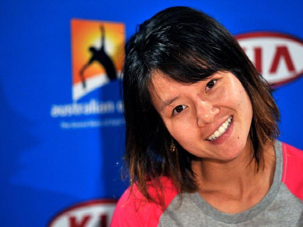 Να Λι, η πρώτη Κινέζα σε τελικό