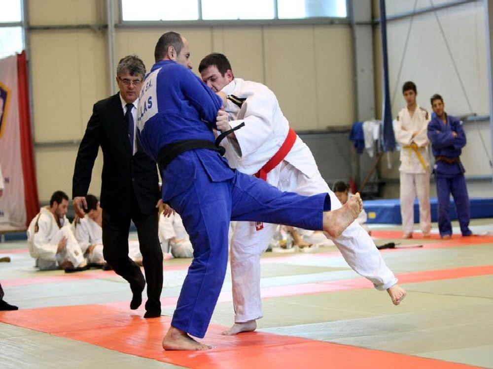 Πανελλήνιο Πρωτάθλημα τζούντο τυφλών