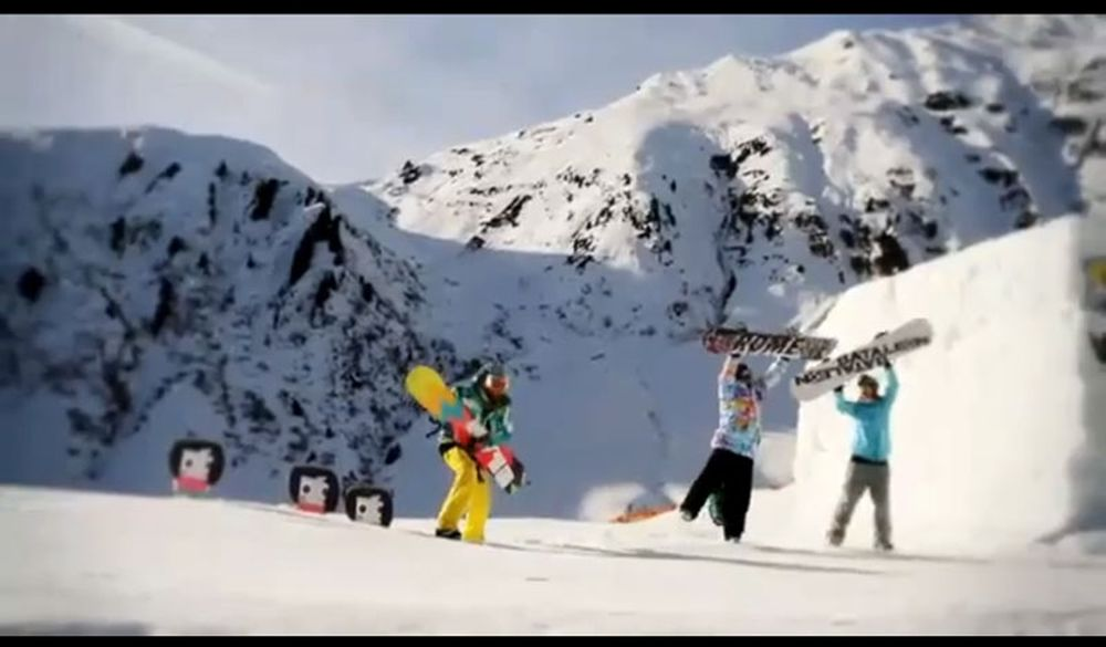 Sista Sessions 2011 – Slopestyle