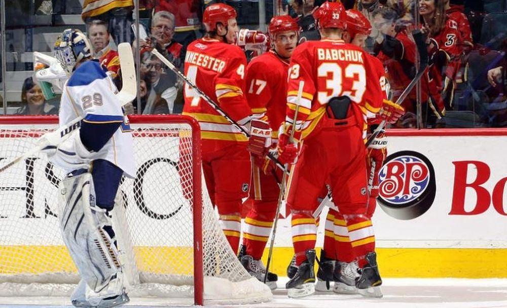 Τέταρτη συνεχόμενη νίκη οι Flames