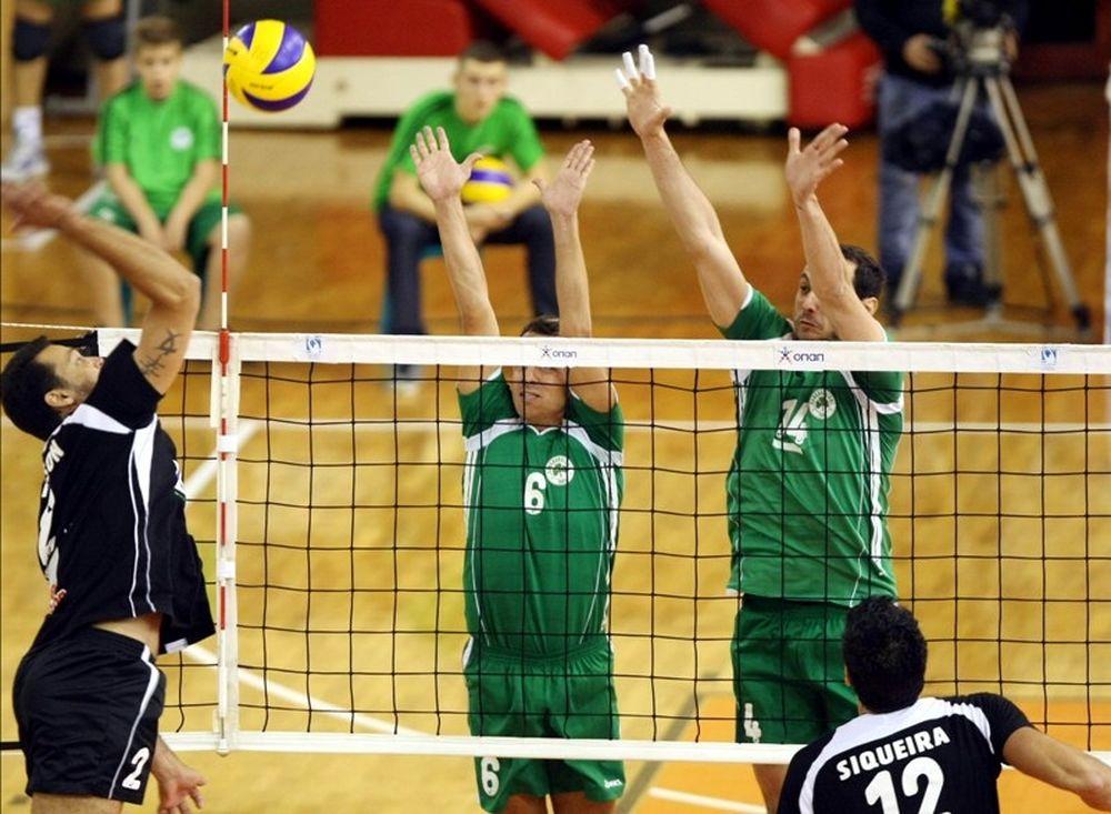 Η 13η αγωνιστική της Volleyleague