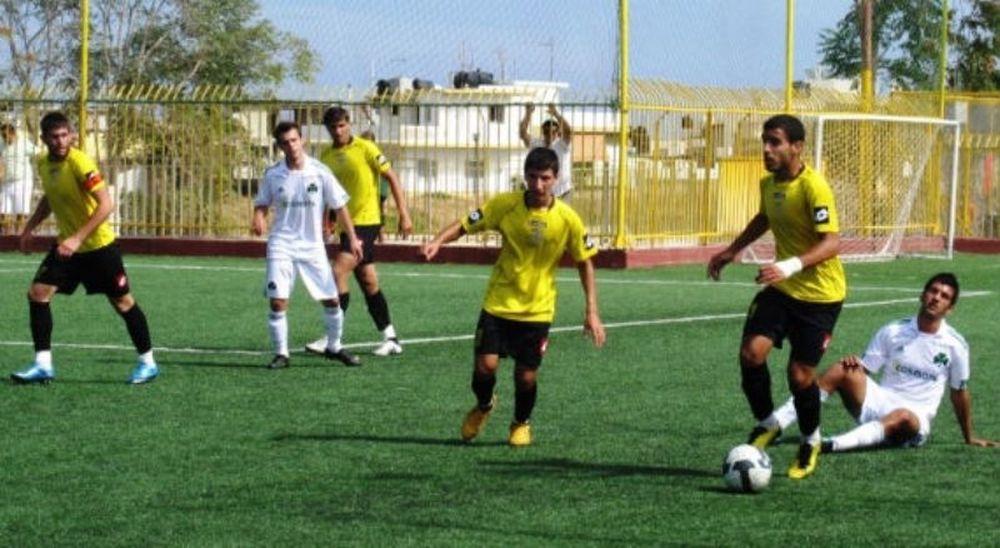 Παναθηναϊκός-Εργοτέλης 0-0 (Κ20)