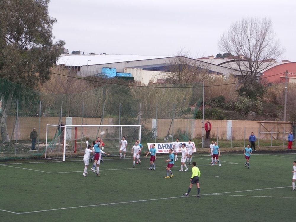 Ολυμπος Κέρκυρας-Ομηρος Νεοχωρίου 1-0