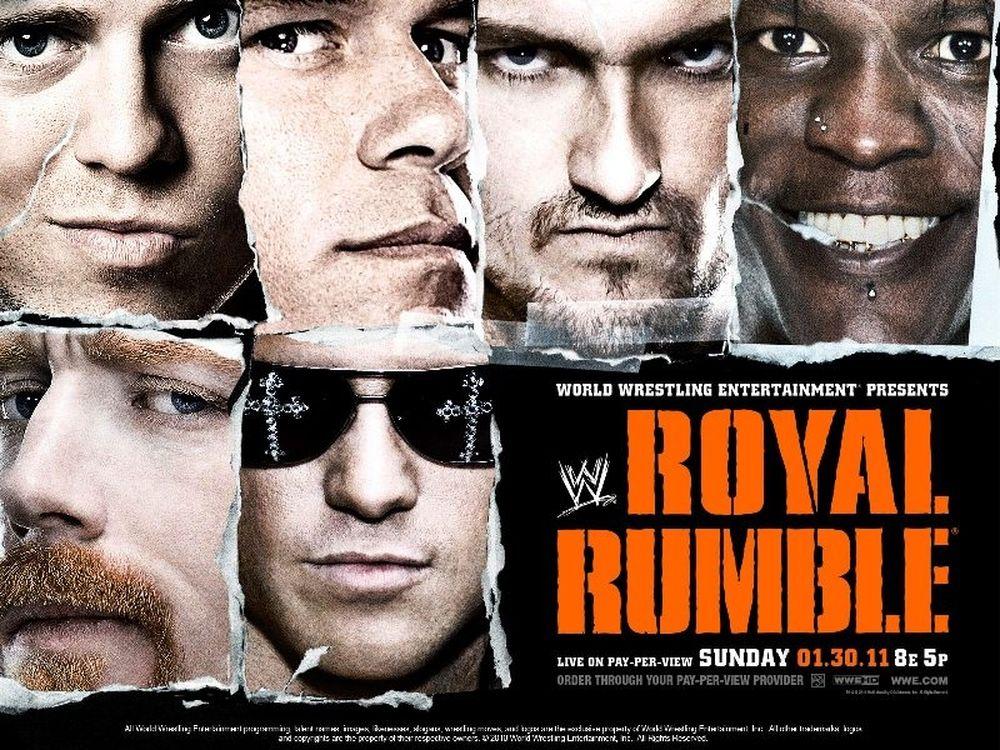 Απόψε το Rumble