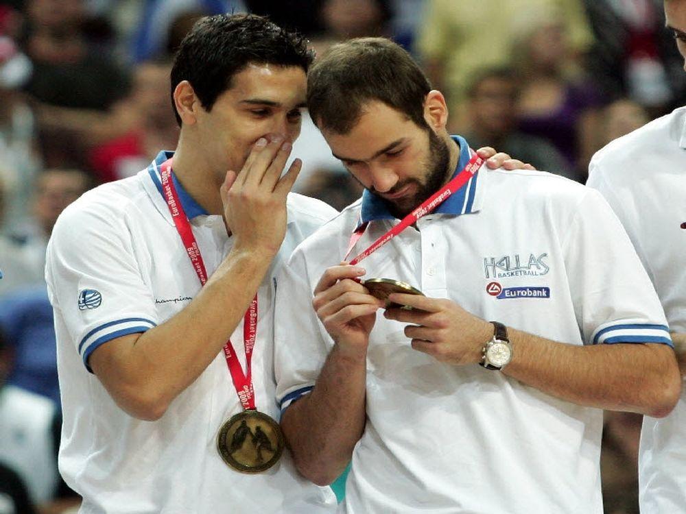 Σπανούλης: «Να επιστρέψουμε με μετάλλιο»