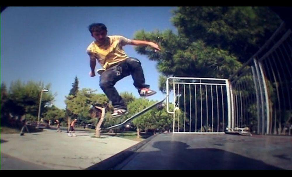 Skate video της εβδομάδας... Μια μέρα στην Βούλα