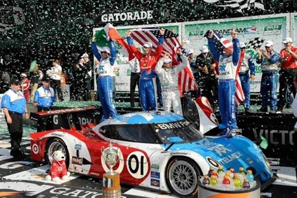 Η ομάδα Ganassi Racing κερδίζει το Ντεϊτόνα 24