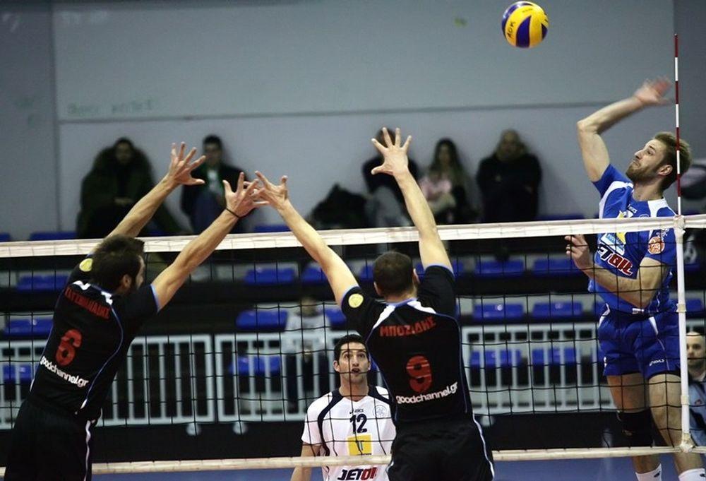 Η 14η αγωνιστική της Volleyleague