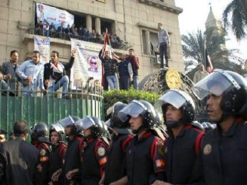 Σήμερα η μεγάλη διαδήλωση στην Αίγυπτο