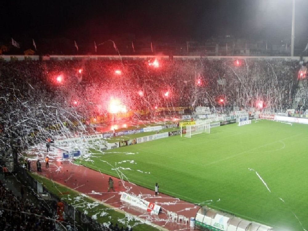 «Sold out» στην προπόνηση!