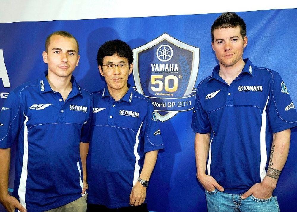 50η χρονιά για τη Yamaha