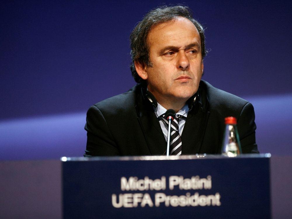 Ανησυχία στην UEFA