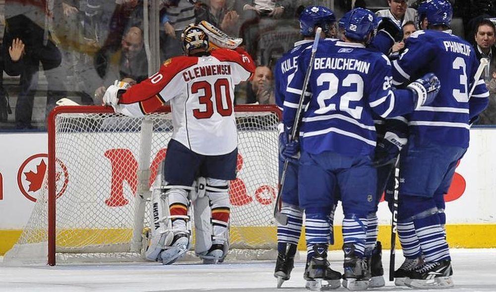 Στα πέναλτι οι Leafs