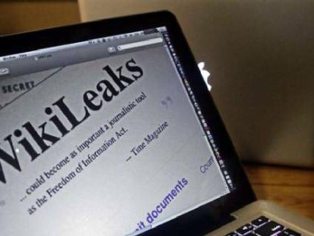 Υποψήφιο για Νόμπελ το Wikileaks