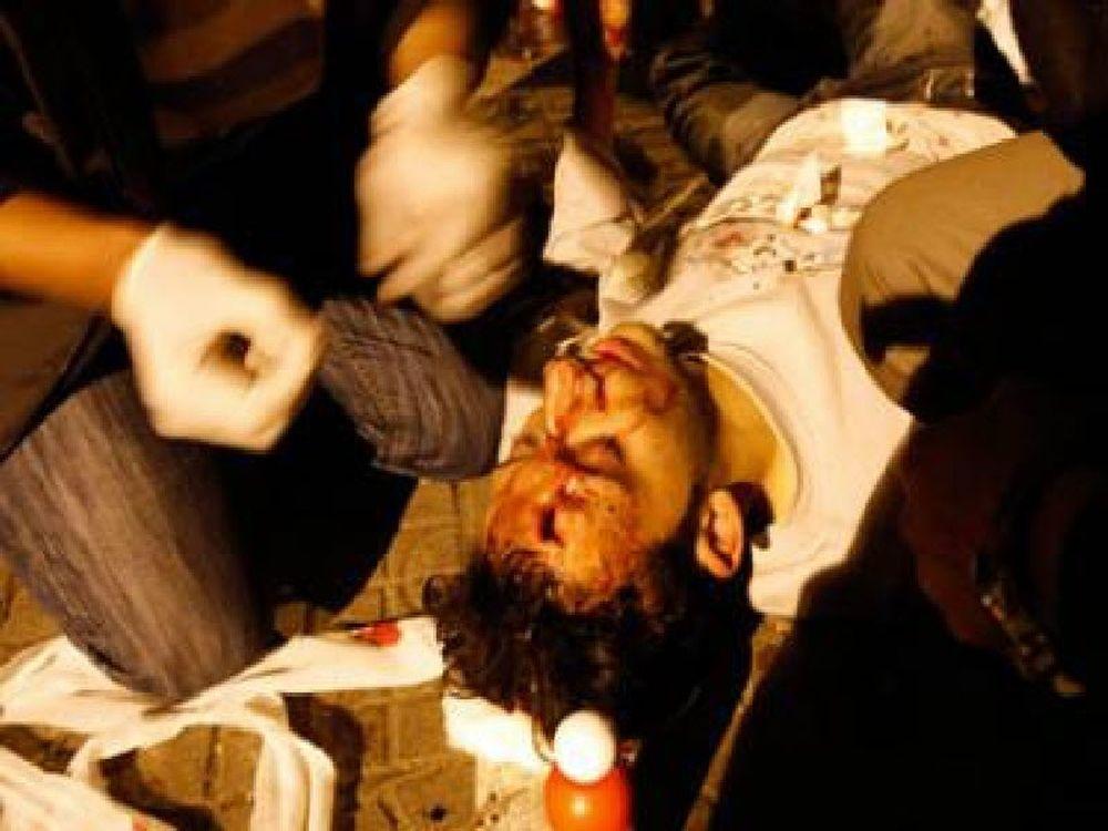 Χάος στην Αίγυπτο