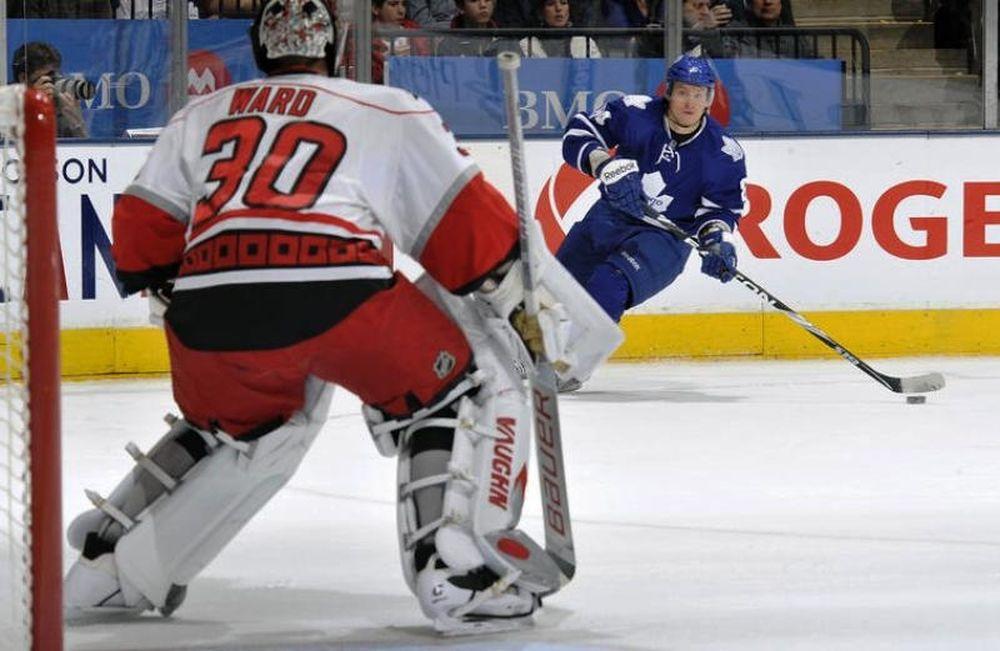 Κράτησαν το μηδέν οι Leafs