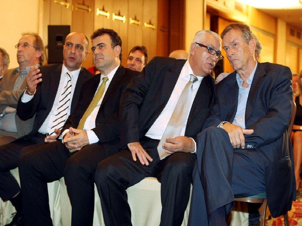 Οι Μεσογειακoί πάλι στη Βουλή