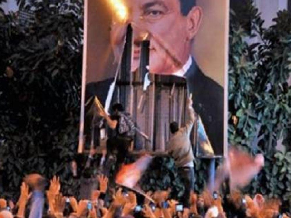 Ώρα μηδέν στην Αίγυπτο