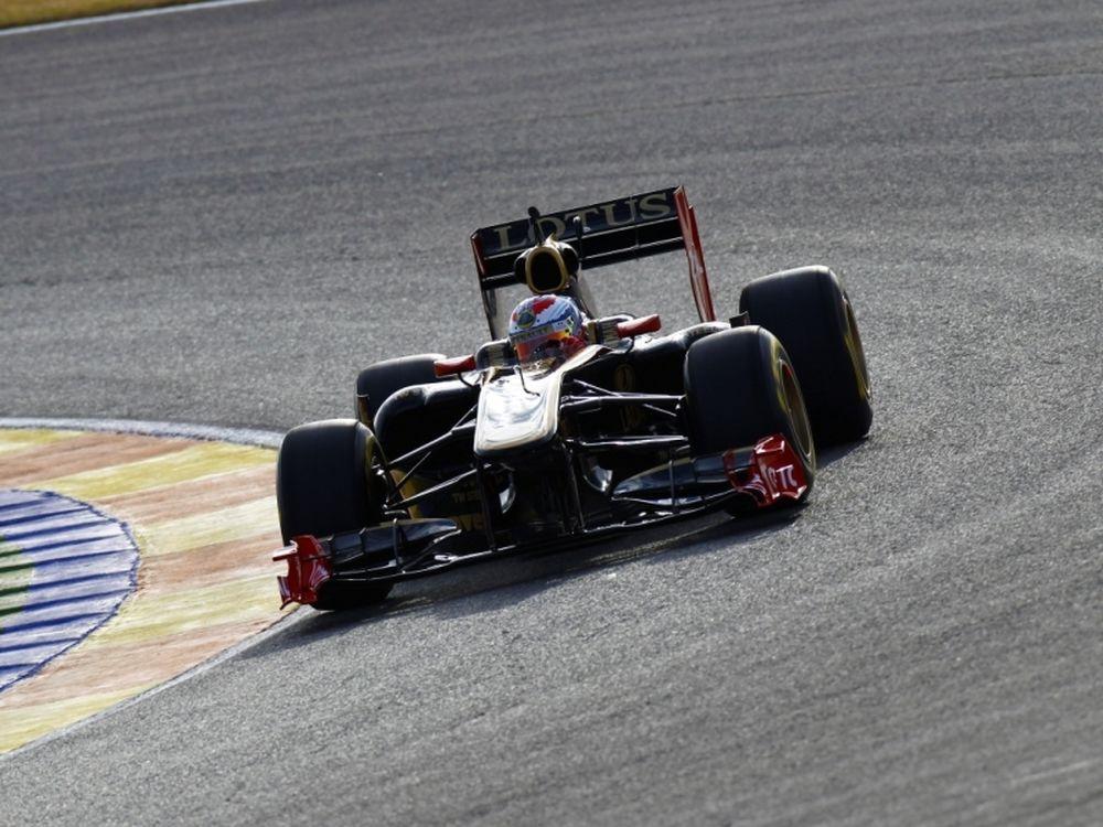 Οι εξατμίσεις της Lotus Renault