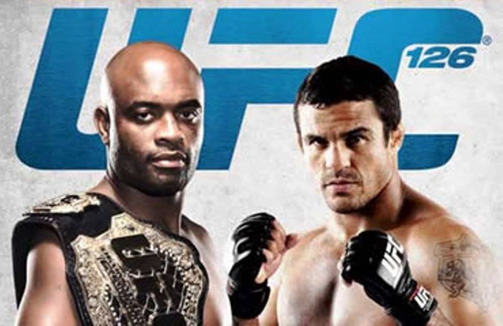 Απόψε το UFC 126