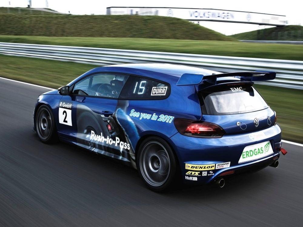 Η επιστροφή του VW Scirocco R-Cup